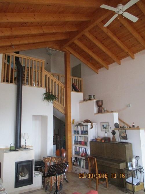 גגות Timber Frame