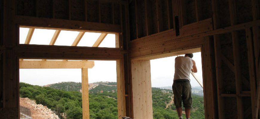בנייה בעץ עלויות